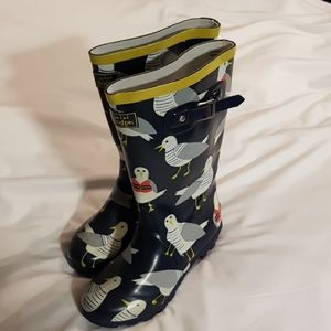 Mini Boden water boots UK size 35 3.5 big kids